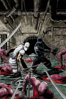 Storm Shadow Snake Eyes colors