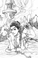 Pulp  Leia Pencil Sm by davidnewbold