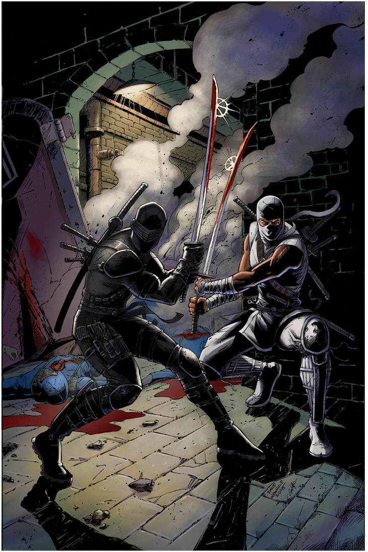 storm shadow and snake eyes relationship trust