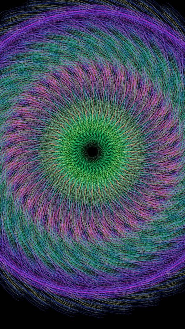 Swirl of Shades by Mandita219
