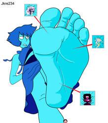 Giantess Lapiz Lazuli