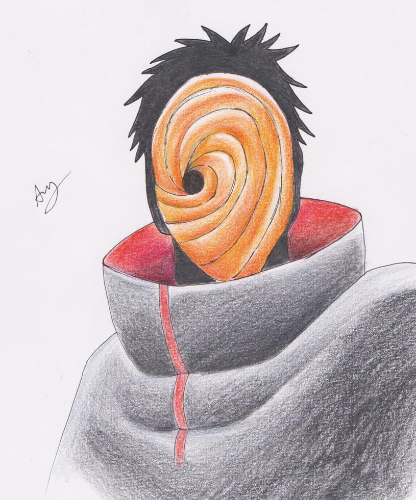 Tobi - Naruto by JoltKid