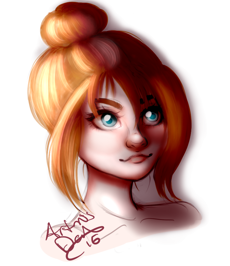 Candace by ArtemisDahlia