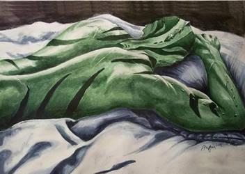 Green dream by Angua33
