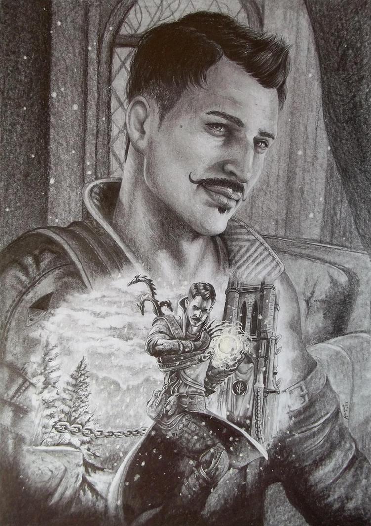 Dorian Pavus by Angua33