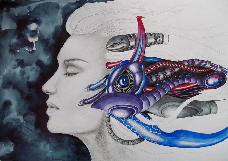 Silence (WIP) by Angua33