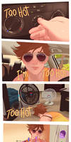 Too hot by yuri-murasaki