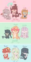 RGB Teams by yuri-murasaki