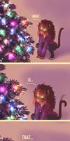 Bye Christmas tree