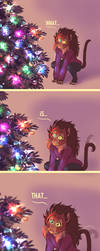 Bye Christmas tree by yuri-murasaki