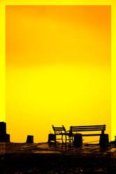 sunset at MOKO by gobesanpi
