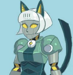 Robo Fortune by OwlEyedMan