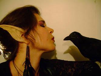 Seraphina - Custom Elf Ears by wynderkind