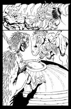 Pantheon Volume III Chapter 3.5 Page 3