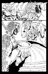 Pantheon Volume III Chapter 3.5 Page 3