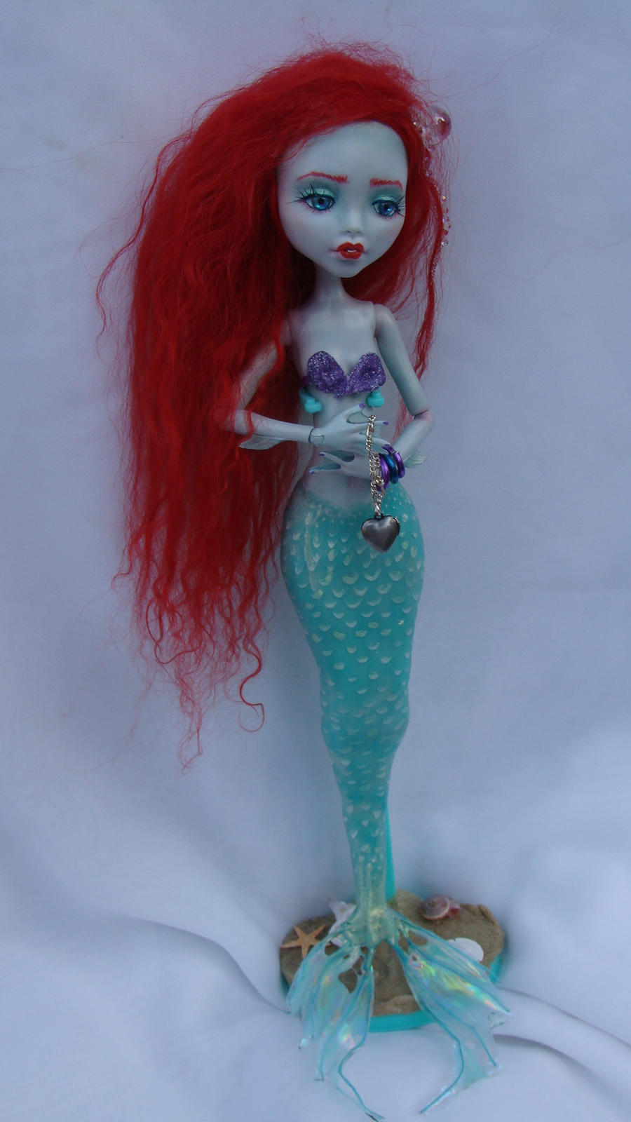 Beautiful lagoona doll monster high gets drenched in cum 19 times - 5 10