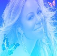 Mariah Carey by gardenofblueroses