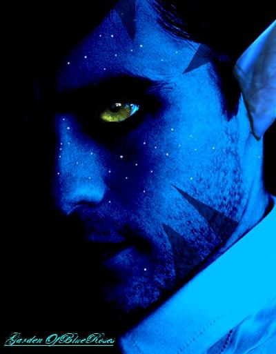 ..::Jared Leto as a Na'vi::.. by gardenofblueroses