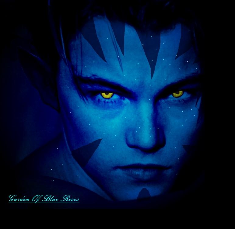 ..::Leonardo Dicaprio as a Na'vi::.. by gardenofblueroses