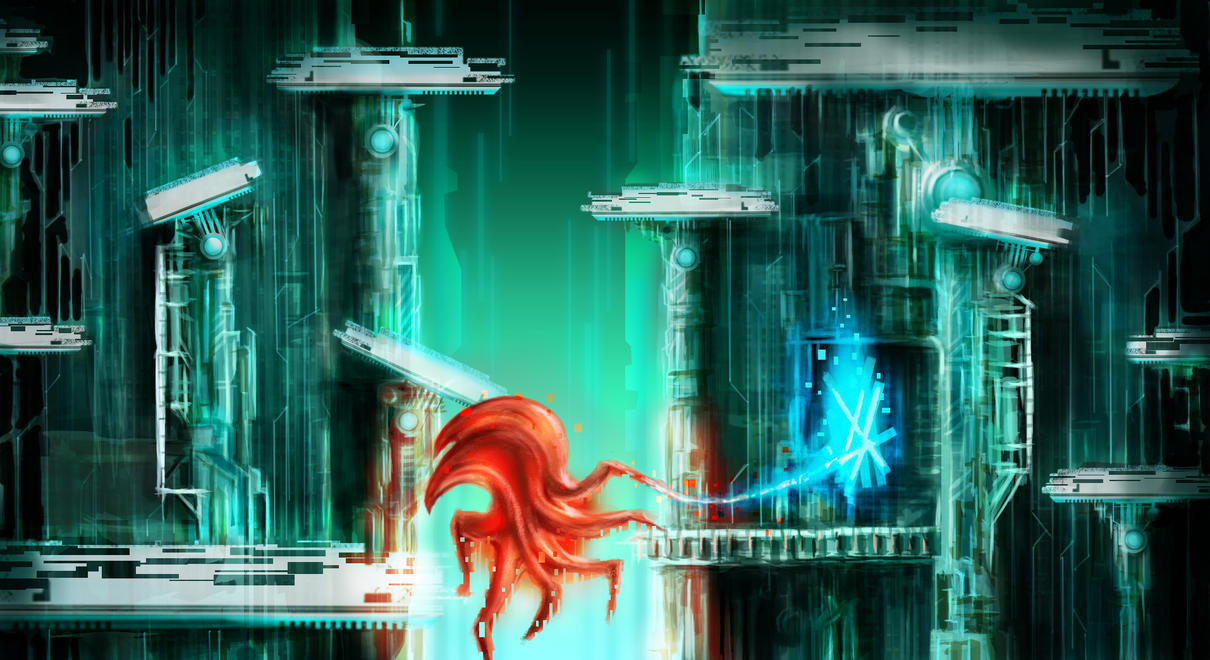 Sidescroller Concept 3 by SubjectRho