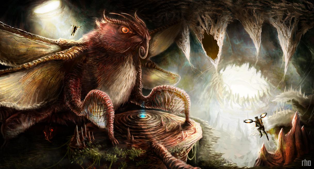Moth-Boss by SubjectRho