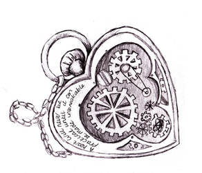 Tin Man's Heart by Hidden-Mountain