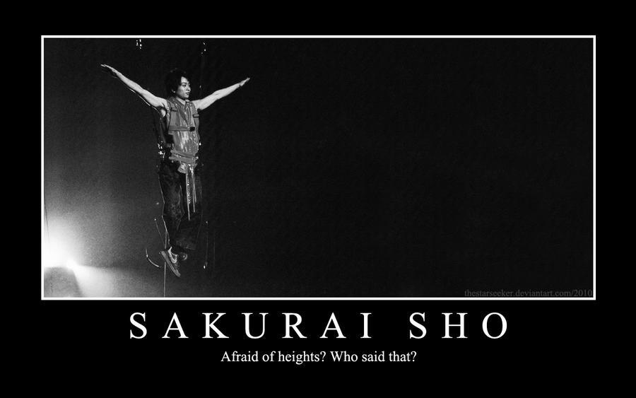 Sakurai Sho Taboo Sakurai Sho Acrophobia by