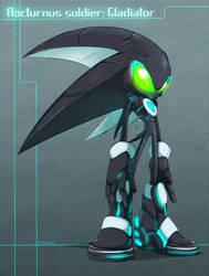 Nocturnus Sonic - def design by EVMousser