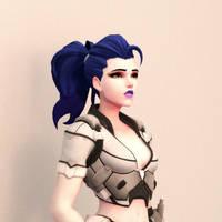 Talon : Widowmaker by Brownie-Ari