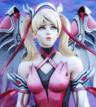 [Overwatch] Pink Mercy
