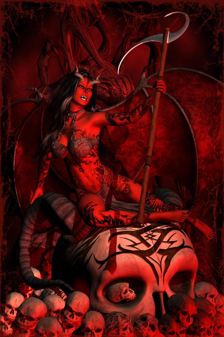 Dark net succubus cartoon pictures