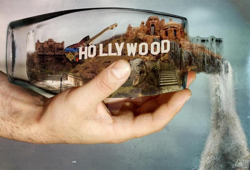 I Bottle Up My Hollywood