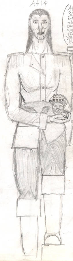Crown Prince Horyk Dan
