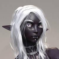 Virra Portrait by TritiumCG