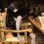 Vampire Elf Chronicles by TritiumCG