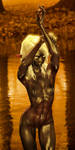 Onyx Amber by TritiumCG