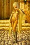 Golden Hour by TritiumCG
