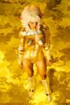 Spilled Gold