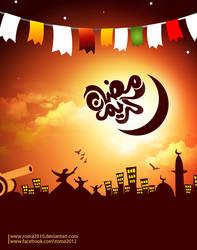 Ramadan Kareem by Roma2010
