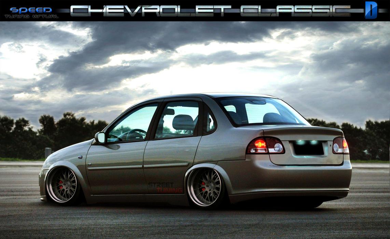 Chevrolet Classic by DenilsonDesign on DeviantArt