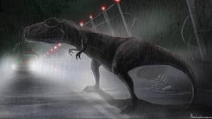 Jurassic Park Fan Art: Request