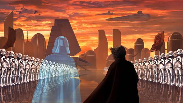 Star wars alternate story fan art
