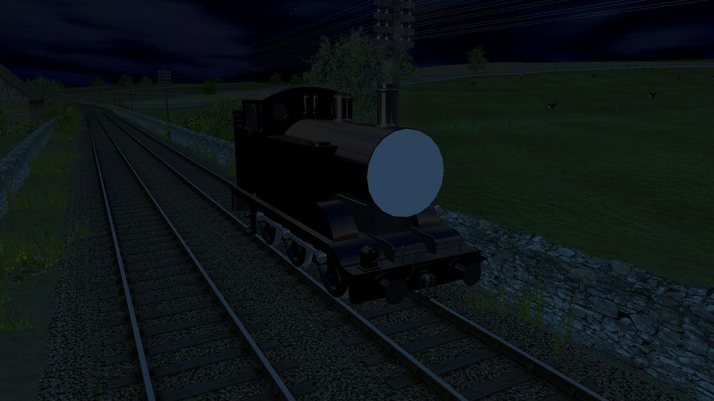 Thomas the Slender Engine by Gameoholic1994 on DeviantArt