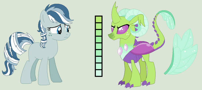 Mlp Customs #43 and #44