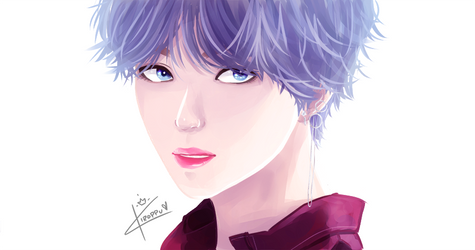 DNA Taehyung by Kiroppu