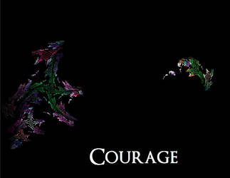 Courage by sandman85048