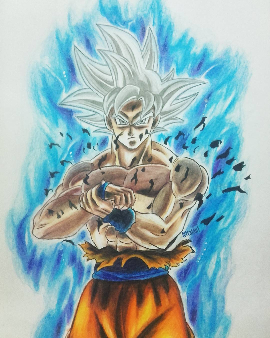 Goku Migatte no Gokui Dominado by alantroche on DeviantArt