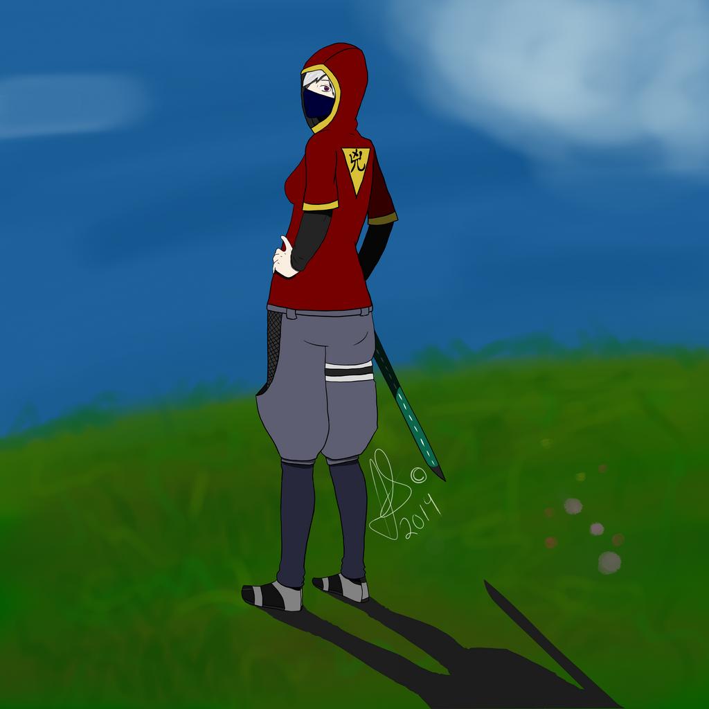 The Lucky Ninja by Gothalla123