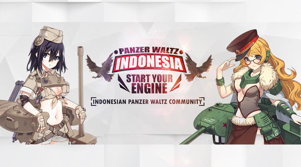 Panzer Waltz Indonesia by GilangDavinci