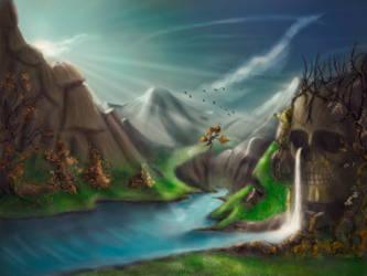 Krajobraza 4.psd A by piotrun